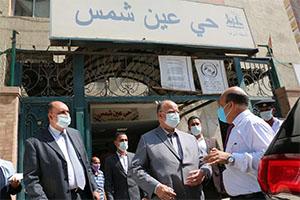 جولة مفاجئة لمحافظ القاهرة بالمراكز التكنولوجية بأحياء العاصمة