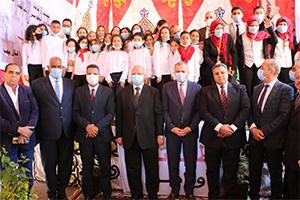 محافظ القاهرة يفتتح معرض الأسر المنتجة بروضة السيدة